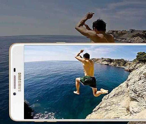 Khắc phục Samsung Galaxy C9 Pro vô nước