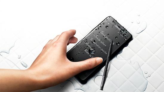 Khắc phục Samsung Galaxy Note 8 vô nước