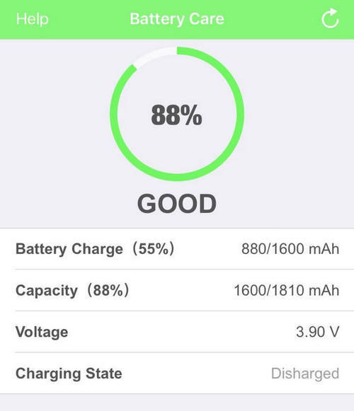 Kiểm tra pin iPhone bị chai chính xác với 3 ứng dụng