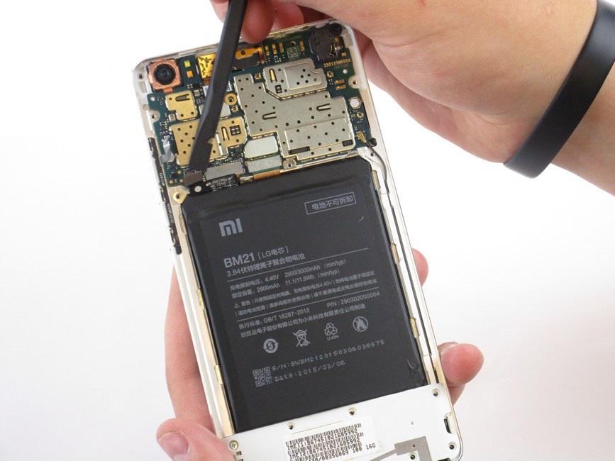 Làm thế nào khi XiaoMi vô nước?