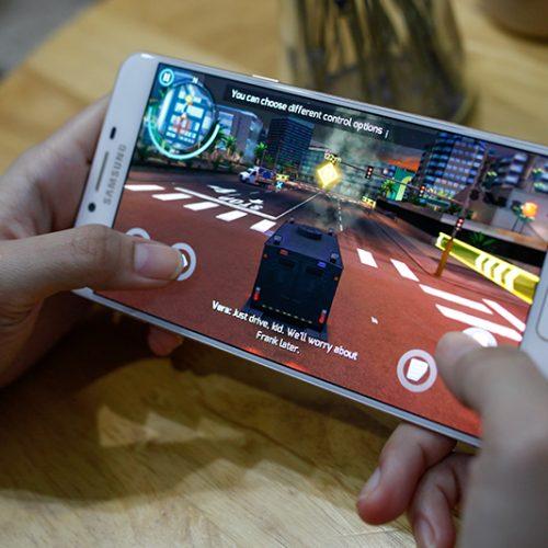 Sửa lỗi cảm ứng Samsung Galaxy C9 Pro nhanh chóng
