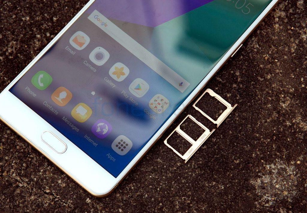 Sửa lỗi mất sóng Samsung Galaxy C9 Pro