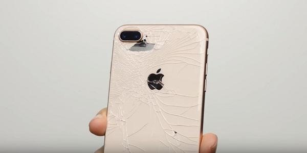 Thay kính lưng iPhone 8 chính hãng Apple