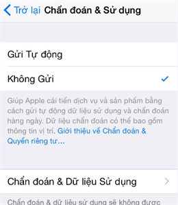 Tổng hợp cách tiết kiệm pin cho iPhone, iPad (Phần 2)