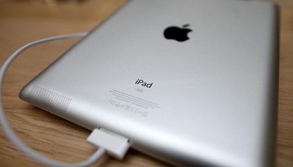 Cách sạc pin đúng cách trên iPad