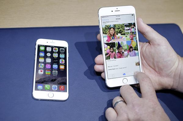 Tổng hợp các lỗi trên iPhone 6, 6 Plus