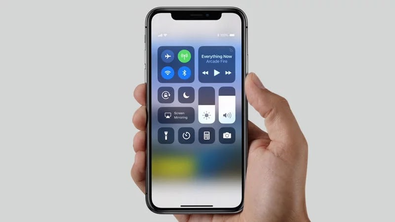 Khắc phục iPhone X lỗi wifi