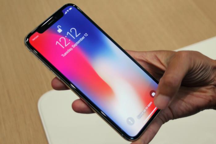 Những bước làm quen khi sử dụng iPhone X