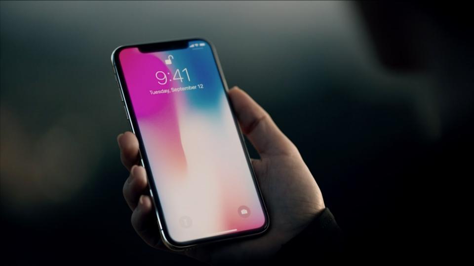 Sửa lỗi iPhone X hỏng loa