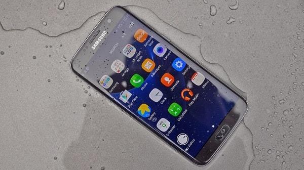 Tổng hợp các lỗi thường gặp trên Samsung S7 Edge