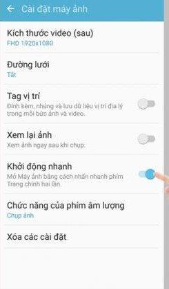9 thủ thuật nên biết khi dùng Samsung Galaxy J7 Prime