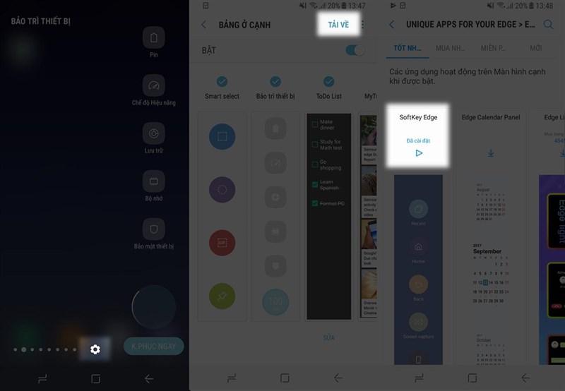 Cách khóa màn hình smartphone không dùng phím nguồn