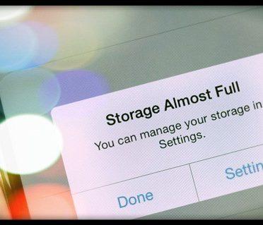 iPhone báo đầy bộ nhớ nguyên nhân và cách khắc phục