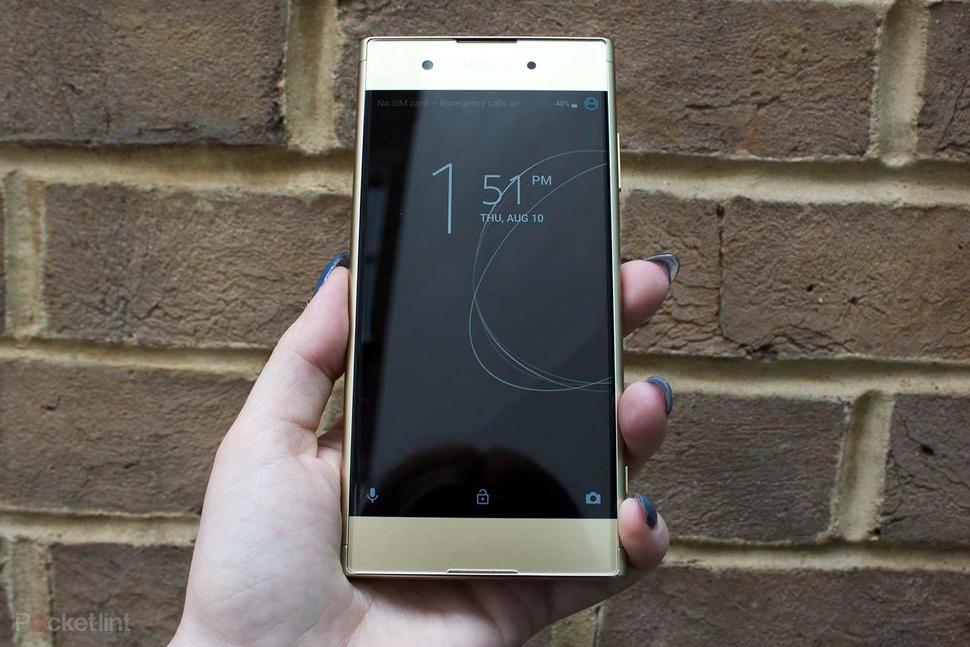 Khắc phục Sony Xperia XA1 Plus sọc màn hình