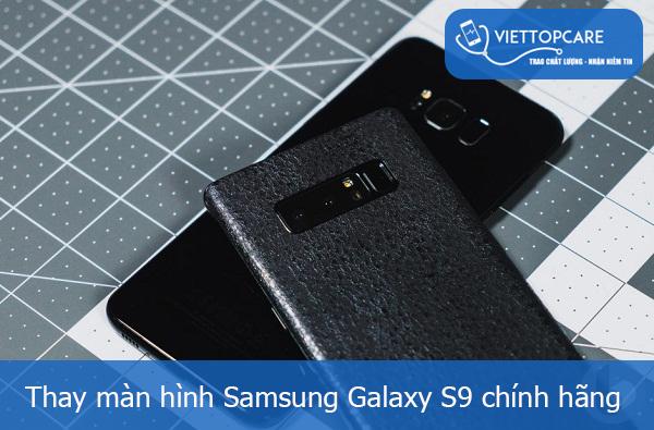 Thay màn hình Samsung Galaxy S9
